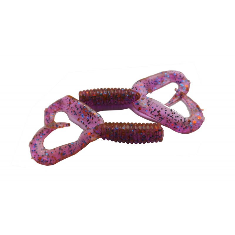 Relax Twister Double Tail 4,0cm 2 szt.