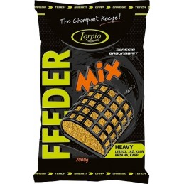 Zanęta Lorpio Feeder MIX Heavy 2 kg