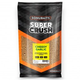 Zanęta Sonubaits Cheesy Garlic Crush 2kg