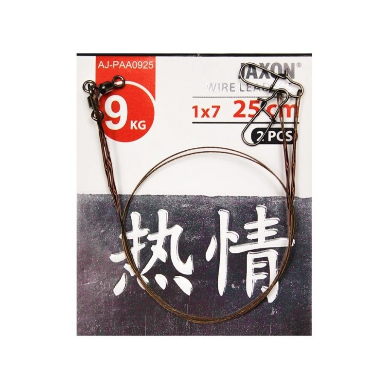Przypon Sumato Jaxon 1x7  2szt. 13kg