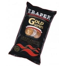 Zanęta Explosive Red Ukleja Gold Series TRAPER