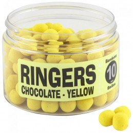 Yellow Chocolate Wafters 10mm Ringers