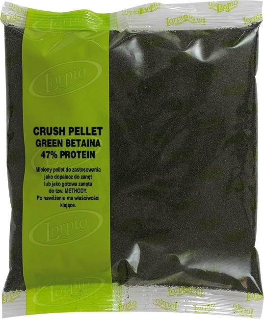 Lorpio Crush Pellet Green Betaina 500gr