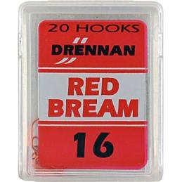 Haczyki Drennan Red Bream