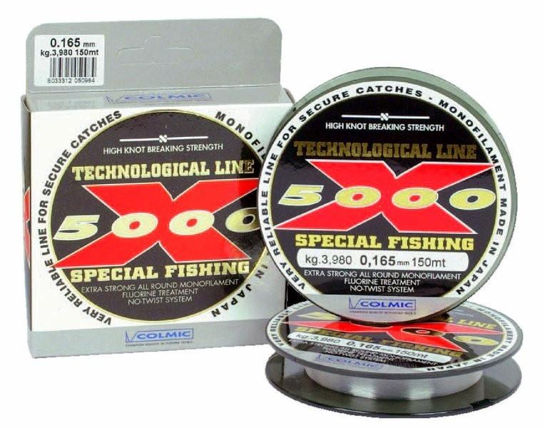Żyłka X-5000 Colmic 150m