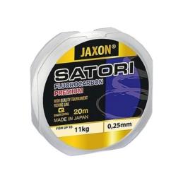 Żyłka Fluorocarbon Satori Premium Jaxon 20m