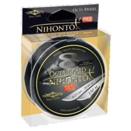 Plecionka Octa Braid Mikado 150m Black