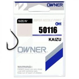 Haczyki 50116 KAIZU OWNER