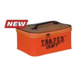 Pojemnik GST PCV z zamknięciem 23x14x13cm Traper