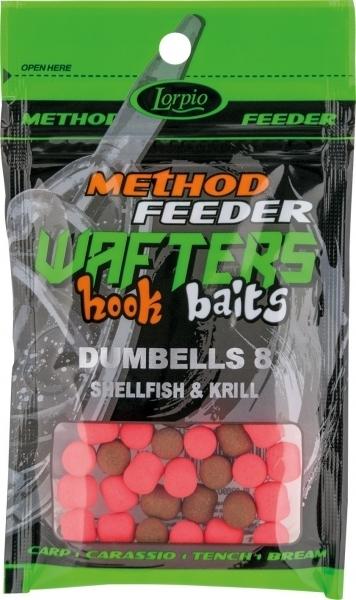 Dumbells Lorpio Wafters 8mm Shellfish Krill