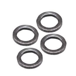 Pierścienie pętelkowe Mikado Czarny