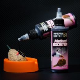 Feeder Bait Method Booster Halibut 100ml