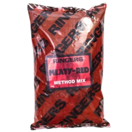 Zanęta Meaty Red 1kg Ringers