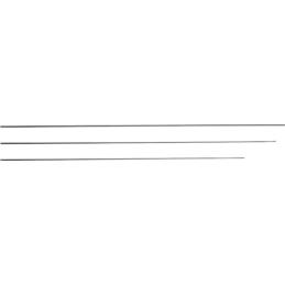 Szczytówka Jaxon pełna szklana 60cm