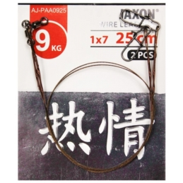 Przypon Sumato Jaxon 1x7  2szt. 9kg