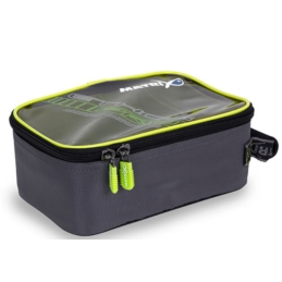 Matrix Pro Accessory Bag Clear Lime Lining Small