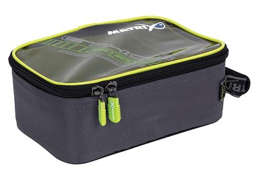 Matrix Pro Accessory Hardcase Bag Clear Top
