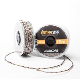 UnderCarp Leadcore 10m Brązowy 45lb