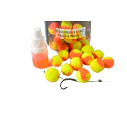 Adder Carp Supreme Pop Up Peach Mango 14-16mm
