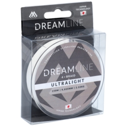 Plecionka Dream Line UL Mikado 150m White