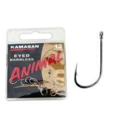 Haczyki Kamasan Animal Barbed Eyed 10szt.