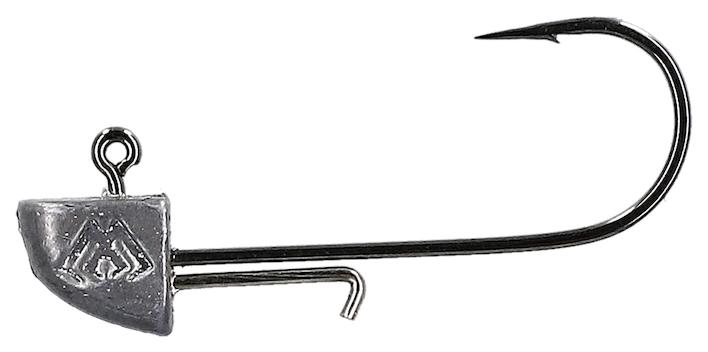 Główka Jigowa Mikado Jaws Trójkątna BKK 8g