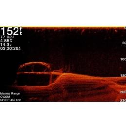 Garmin Echosonda Striker 4 Plus Z Dual Beam