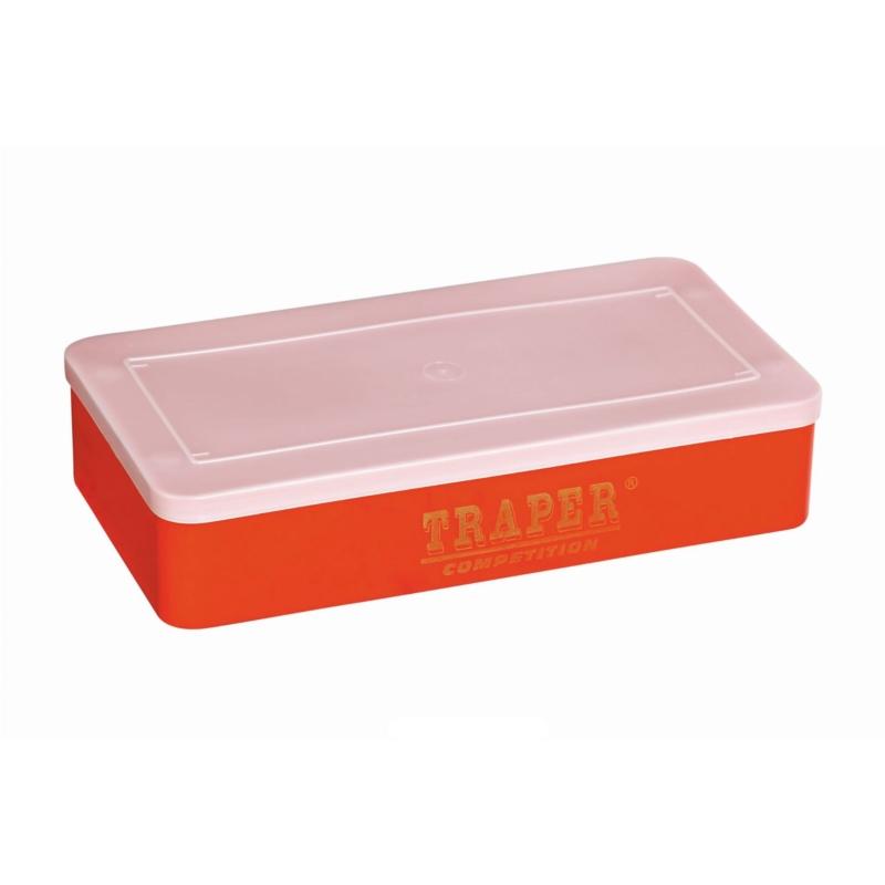 Pudełko zbiorcze na przynęty Traper