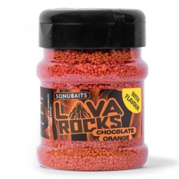 Sonubaits Lava Rock Chocolate Orange 150g
