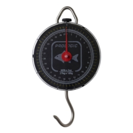 Prologic Waga Specimen Dial Scale 120lbs 54kg