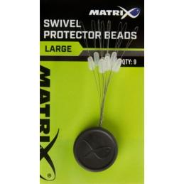 Matrix Stopery Silikonowe Swivel Protector Beads