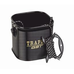 Pojemnik GST Black PCV na wodę 5 l Traper