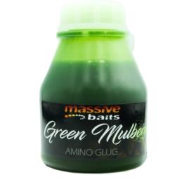 Massive Baits Amino Glug Green Mulberry 250ml