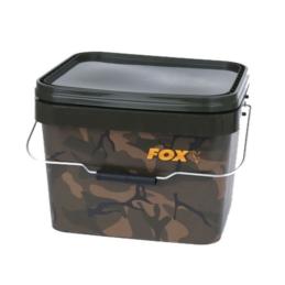 Fox Camo Square Bucket Wiadro 10L