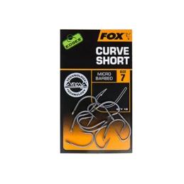 Fox Haczyki Edges Armapoint Curve Shank Short
