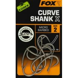 Fox Haczyki Edges Curve Shank X
