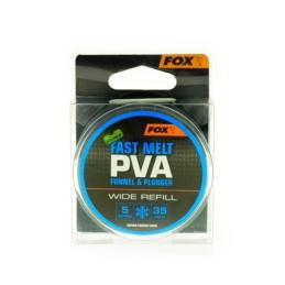 Fox Zapasowa Siatka PVA Refil Fast Melt 35mm 5m