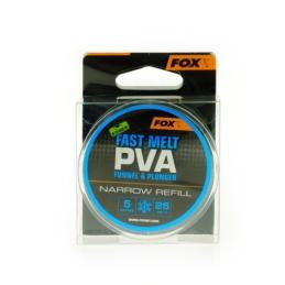 Fox Zapasowa Siatka PVA Refil Fast Melt 25mm 5m
