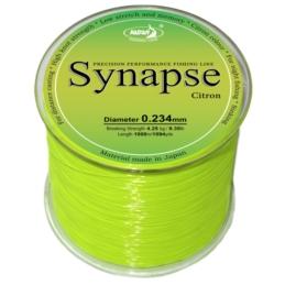Katran Żyłka Synapse Citron 1000m