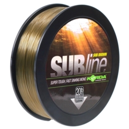 Korda Żyłka Subline Ultra Tough 1000m Brown