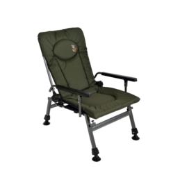 Fotel Karpiowy Elektrostatyk F5R Zielony