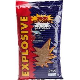 Zanęta 3000 Explosive Gardons Sensas