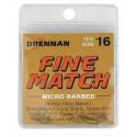 Haczyk Drennan Fine Match